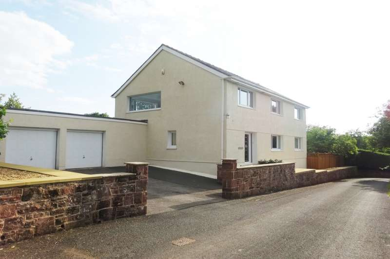 5 Bedrooms Detached House for sale in Springfield, Red Beck Road, Cleator Moor, Cumbria, CA25