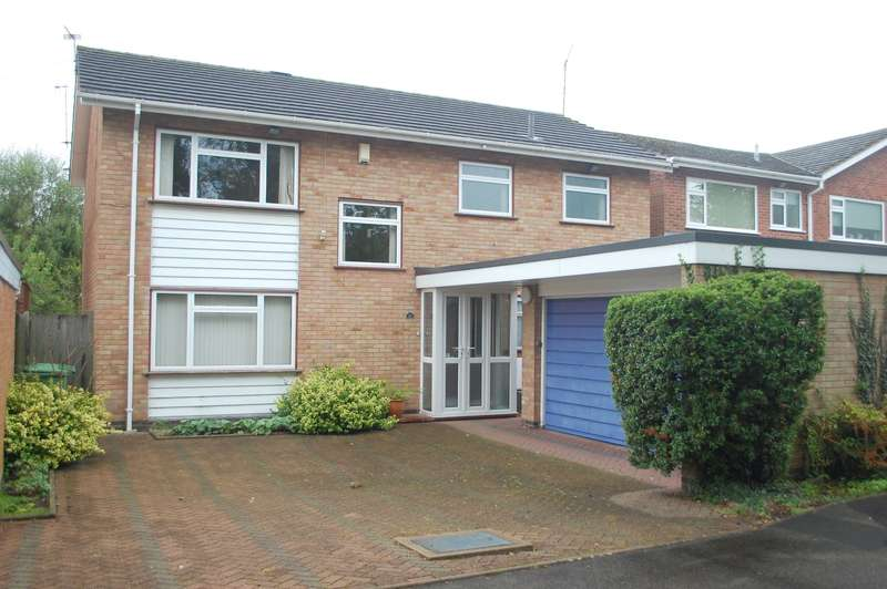 4 Bedrooms Detached House for sale in Kings Coughton Lane, Kings Coughton, Alcester, B49