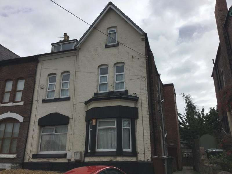 6 Bedrooms Semi Detached House for sale in Kingsland Road, Birkenhead, CH42
