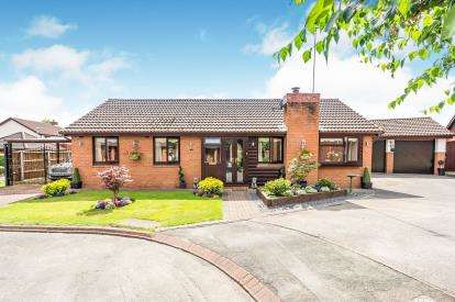3 Bedrooms Detached House for sale in Turner Close, Widnes, Cheshire, WA8