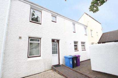 4 Bedrooms Terraced House for sale in Braehead, Girdle Toll, Irvine, North Ayrshire