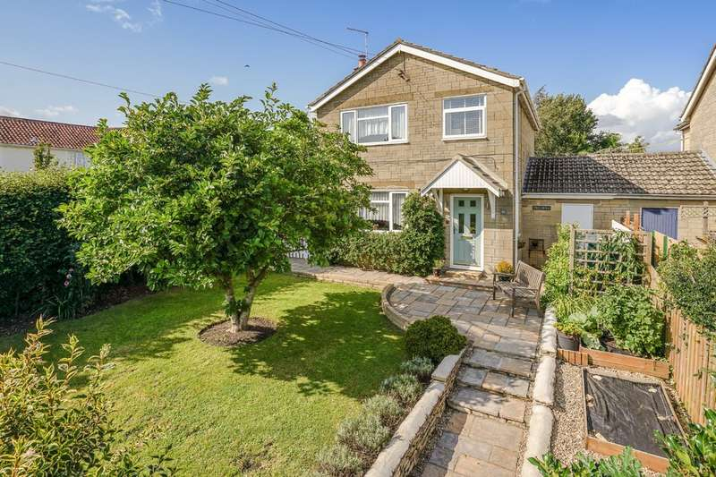 3 Bedrooms Semi Detached House for sale in The Street, Didmarton
