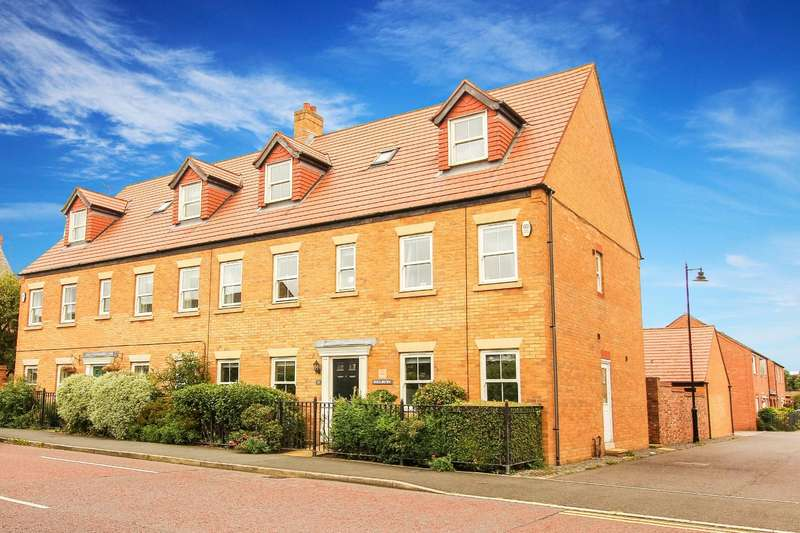 6 Bedrooms Semi Detached House for sale in Netherwitton Way, Newcastle Upon Tyne