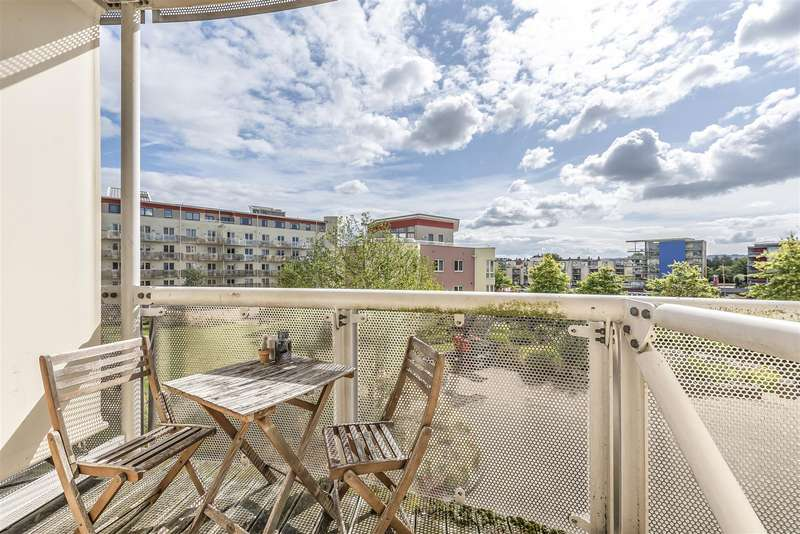 1 Bedroom Flat for sale in Hannover Quay, Harbouside