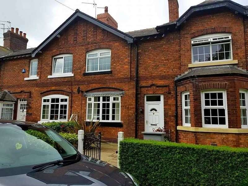 3 Bedrooms Terraced House for rent in Railway Cottages, Station Road, Salwick