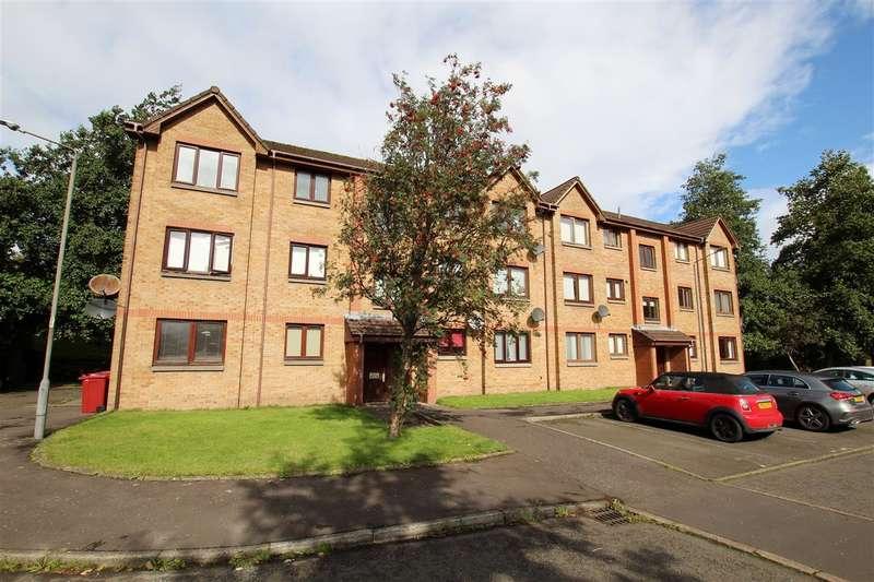 2 Bedrooms Flat for sale in Hunter Gardens, Bonnybridge