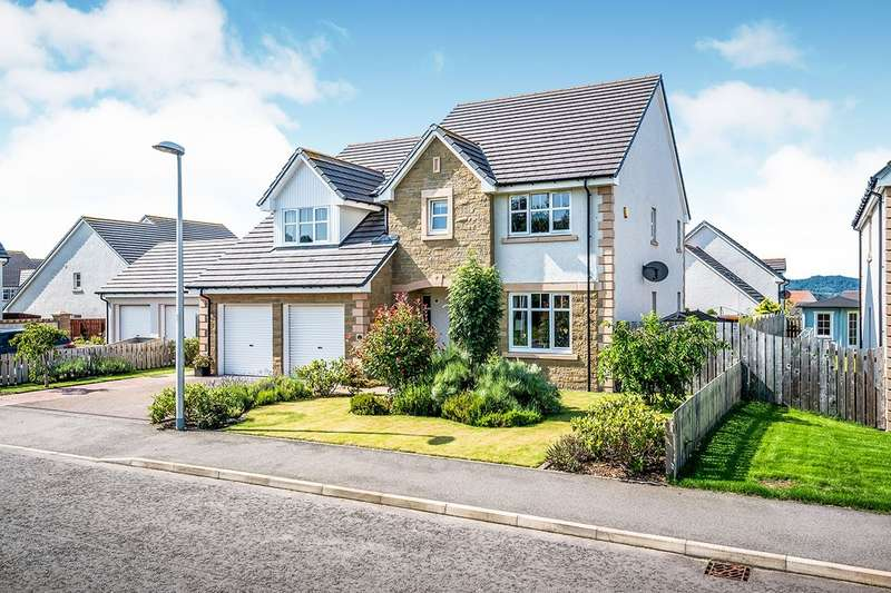 5 Bedrooms Detached House for sale in Culduthel Smithy Gardens, Culduthel, Inverness, IV2