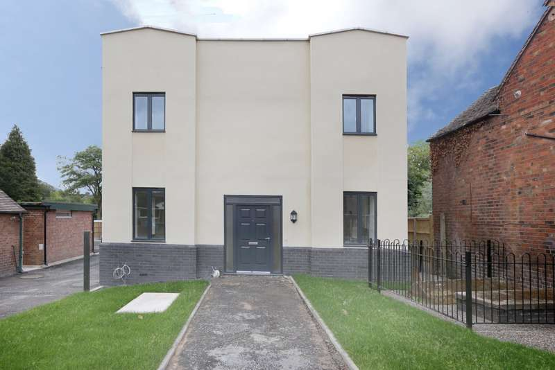 2 Bedrooms Apartment Flat for sale in Charles King Court, Shrewsbury Road, Shifnal, Shropshire, TF11