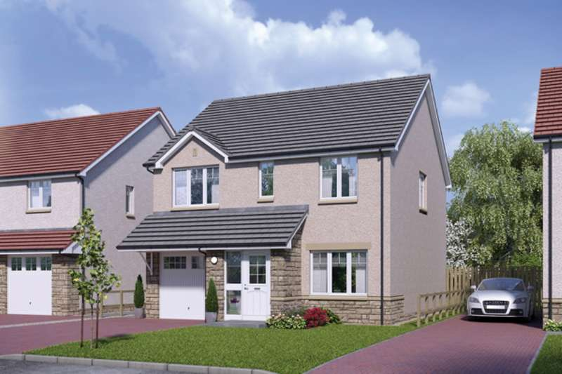 4 Bedrooms Detached House for sale in Ochil Silver Glen, Alva, Clackmannanshire, FK12