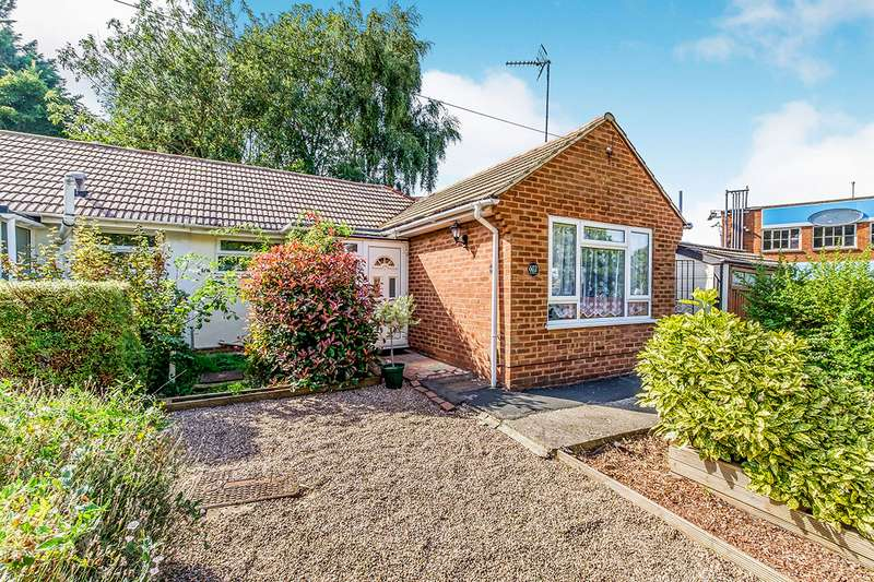 2 Bedrooms Semi Detached Bungalow for sale in Lordswood Lane, Chatham, Kent, ME5