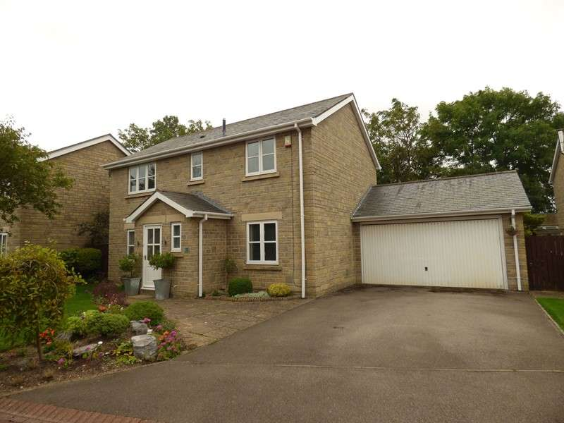 4 Bedrooms Property for sale in Hunters Close, Medomsley, Consett, Durham, DH8 6SP