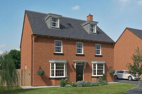 5 Bedrooms Property for sale in Doseley, Plot, 146, Doseley Park Development, St Lukes Road, Telford