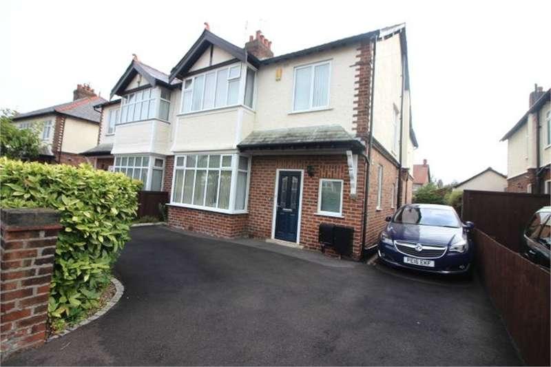 4 Bedrooms Semi Detached House for sale in Moorland Avenue, Crosby, LIVERPOOL, Merseyside