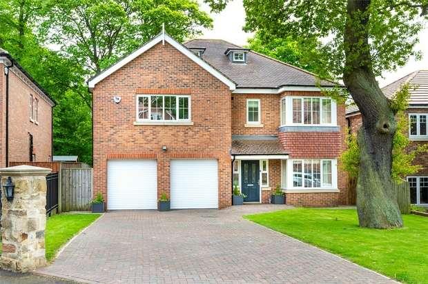 5 Bedrooms Detached House for sale in Bishops Gate LUXURY, Whitesmocks, Durham City