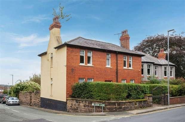 4 Bedrooms Detached House for sale in Main Street, Halton, Runcorn, Cheshire