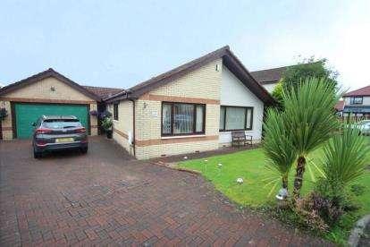 3 Bedrooms Bungalow for sale in Flures Drive, Erskine, Renfrewshire