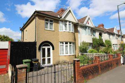 3 Bedrooms Semi Detached House for sale in Francis Road, Bedminster, Bristol