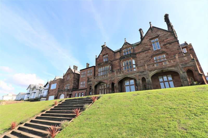 1 Bedroom Ground Flat for sale in 32-34 Wellington Road, Wallasey, CH45 2NG