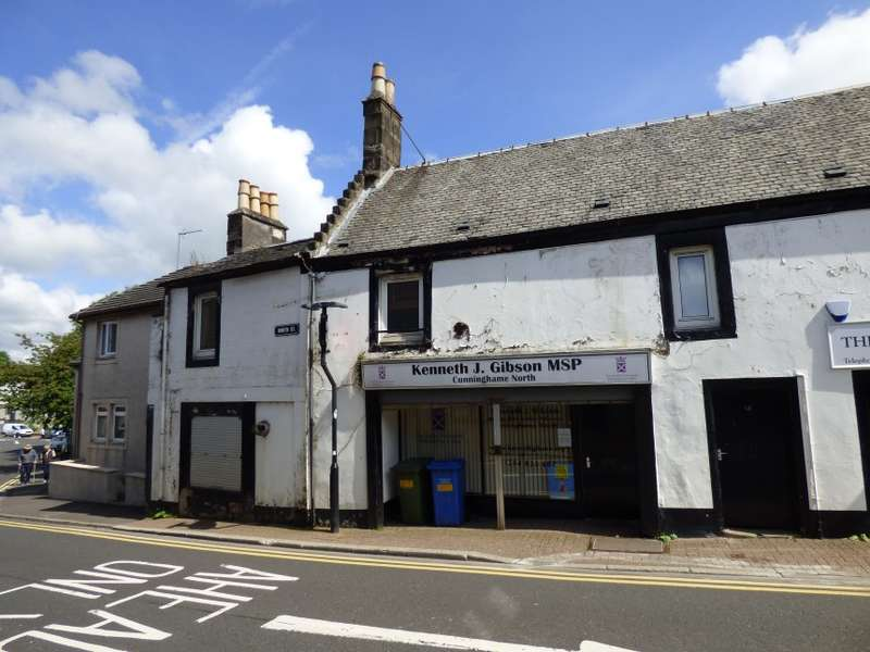 Office Commercial for sale in 15, Main Street, Dalry, North Ayrshire