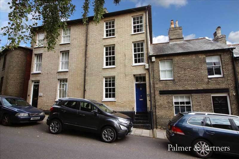 3 Bedrooms Town House for sale in St. Johns Hill, Woodbridge