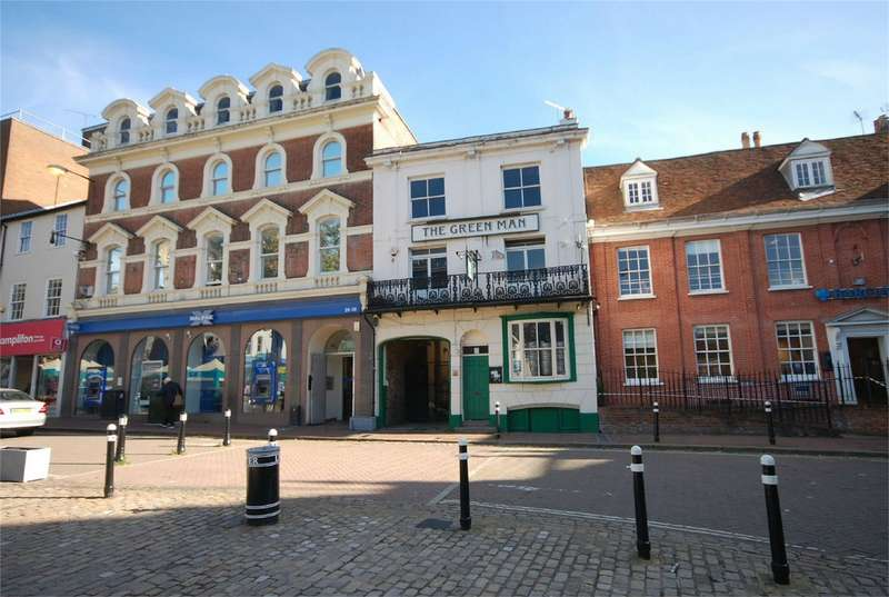 Commercial Property for sale in 32 Market Square, Aylesbury, Buckinghamshire
