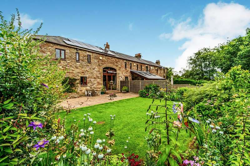 4 Bedrooms End Of Terrace House for sale in Causa Court, Rosley, Wigton, Cumbria, CA7