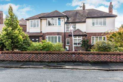 4 Bedrooms Detached House for sale in Dunchurch Road, Sale, Greater Manchester