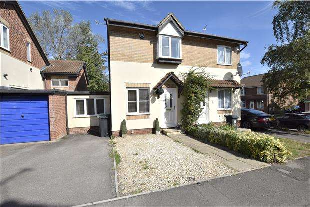 2 Bedrooms Semi Detached House for sale in Hadley Court, Warmley, BS30 8GE