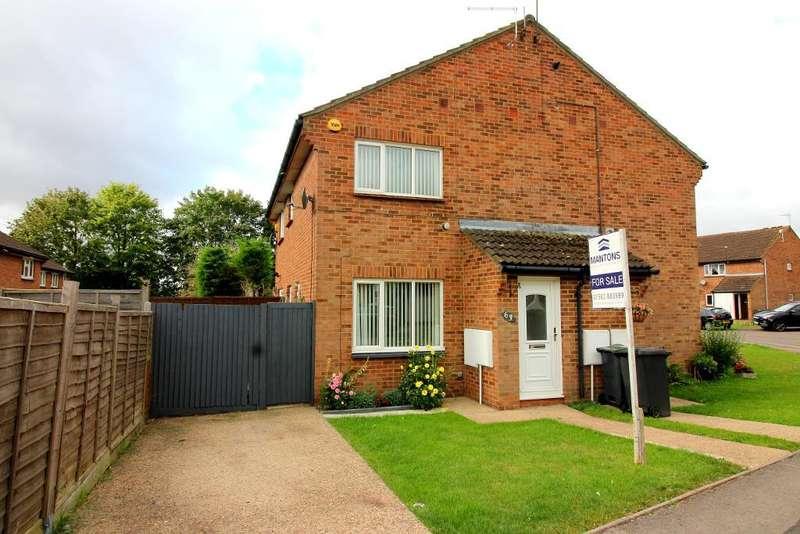 1 Bedroom Cluster House for sale in Enderby Road, Luton, Bedfordshire, LU3 2HG