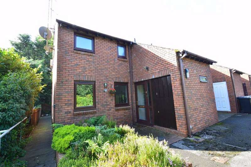 3 Bedrooms End Of Terrace House for sale in Coalpit Lane, Langley, Macclesfield