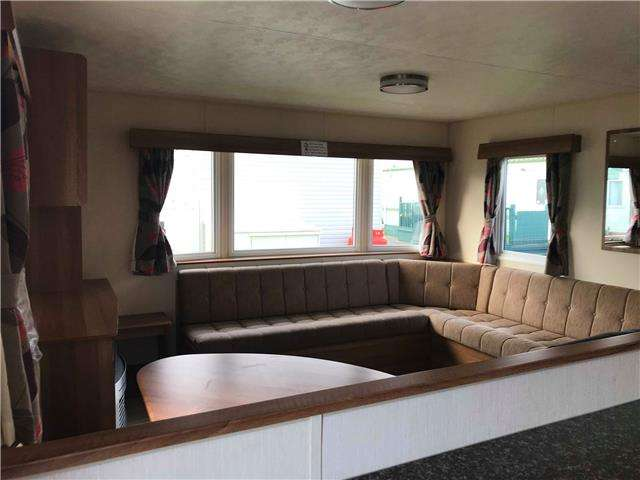 2 Bedrooms Caravan Mobile Home for sale in Ocean Edge Holiday Park, Heysham, Lancashire