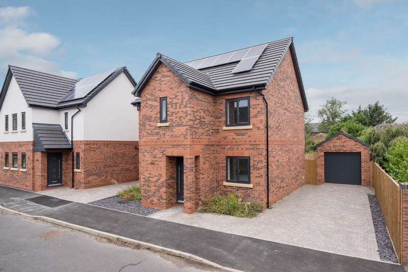 4 Bedrooms House for sale in 4 bedroom House New Build in Calveley