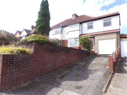 4 Bedrooms Semi Detached House for sale in Lichfield Road, Bloxwich