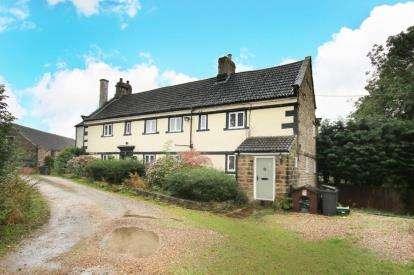 5 Bedrooms Detached House for sale in Windmill Hill Lane, Burncross, Sheffield