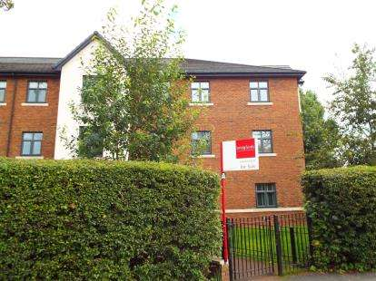 2 Bedrooms Flat for sale in Wilmslow View, Henbury Road, Handforth, Cheshire