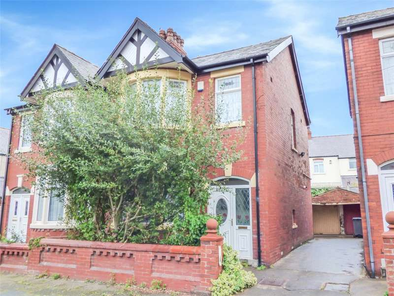 3 Bedrooms Semi Detached House for sale in Montreal Avenue, Blackpool, Lancashire