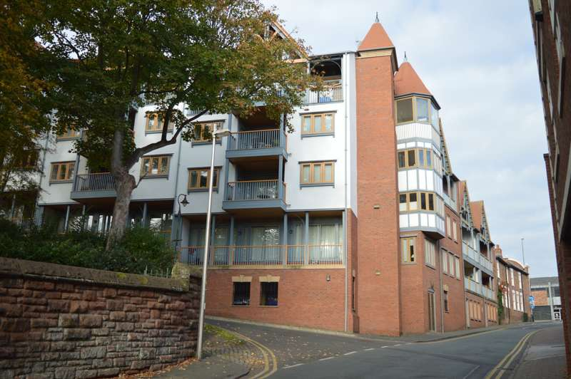 2 Bedrooms Apartment Flat for rent in Foregate Street, Chester