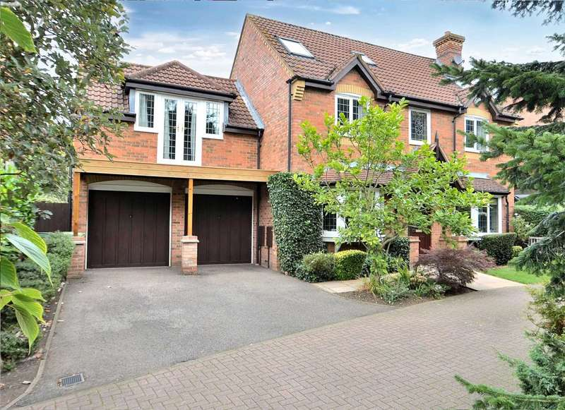 7 Bedrooms Detached House for sale in Blackwell Place, Shenley Brook End