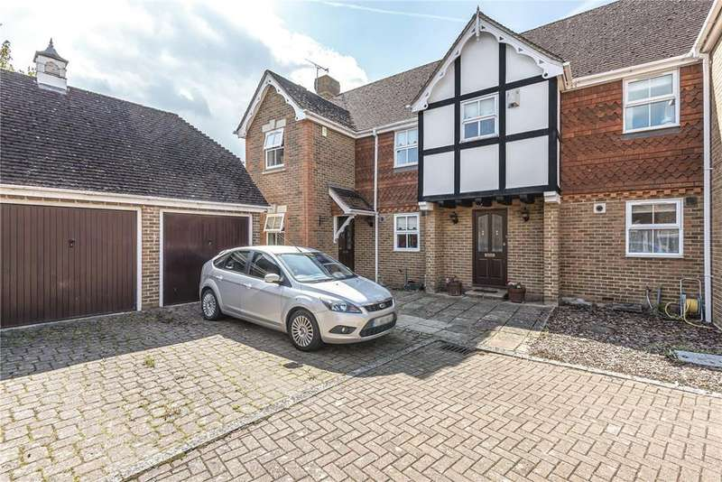 3 Bedrooms Terraced House for sale in Burfield Road, Old Windsor, Windsor, Berkshire, SL4
