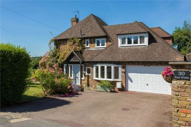 5 Bedrooms Detached House for sale in Hillfield Road, Chalfont St Peter, Buckinghamshire