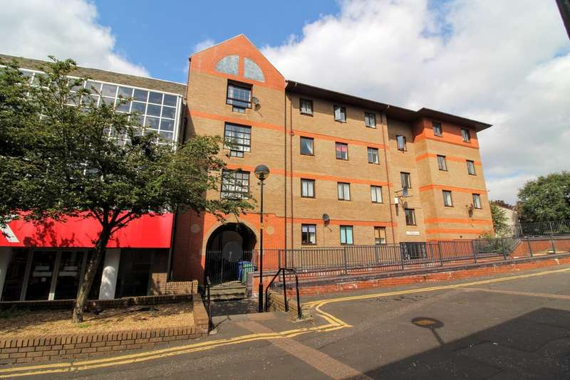1 Bedroom Ground Flat for sale in River Street, Ayr, KA8