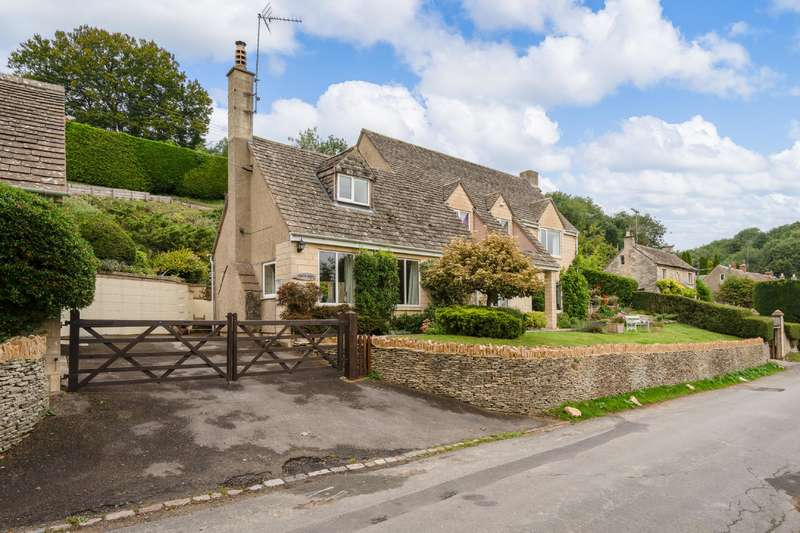 5 Bedrooms Detached House for sale in Nags Head Lane, Avening , Gloucestershire