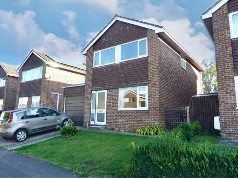 3 Bedrooms Detached House for sale in Elstob Way, Monmouth