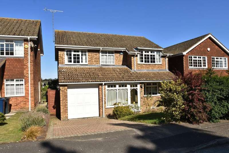 4 Bedrooms Detached House for sale in Pulpit Close, Chesham, HP5