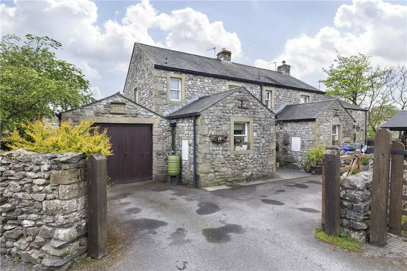 3 Bedrooms Semi Detached House for sale in Joes Close, Main Street, Stainforth, Settle