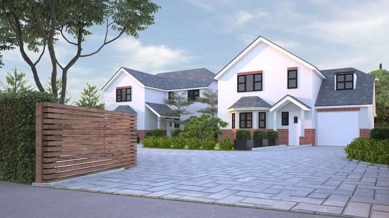 4 Bedrooms Detached House for sale in Noads Way, Dibden Purlieu
