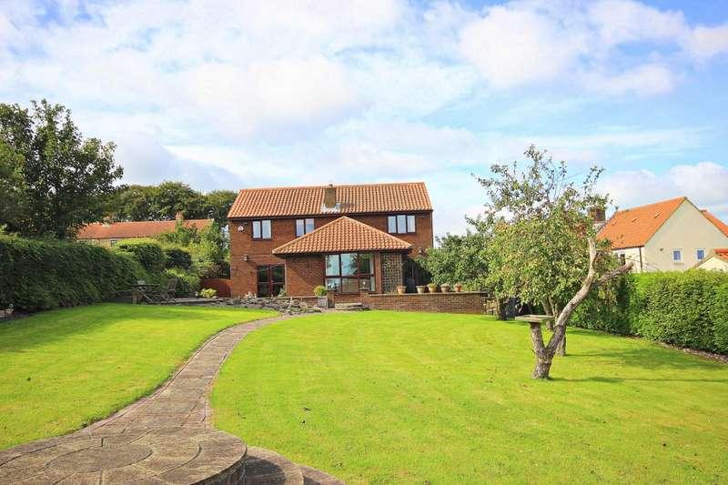 4 Bedrooms Detached House for sale in Brandon Village, Brandon, Durham