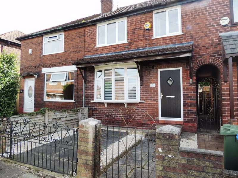 2 Bedrooms Semi Detached House for sale in Clough Road, Droylsden, Manchester