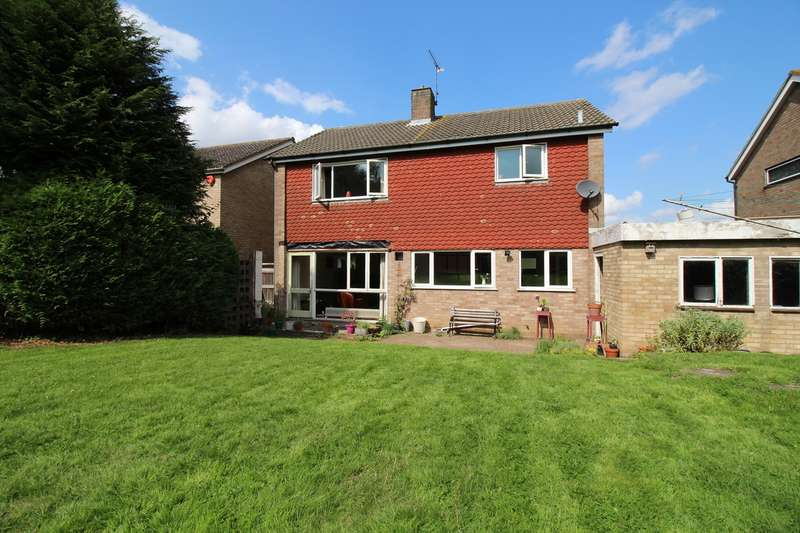 3 Bedrooms Detached House for sale in Pleasant Rise, Hatfield, AL9