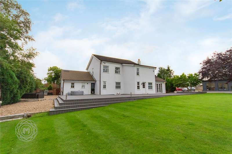 4 Bedrooms Detached House for sale in Leyland Lane, Leyland, Lancashire, PR26